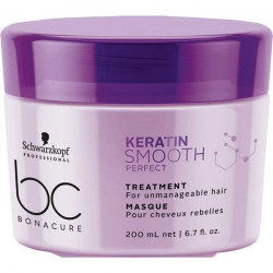 Schwarzkopf BC Bonacure Keratin Smooth Perfect. Treatment - Маска для волос, 200 мл