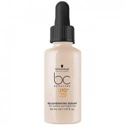 Schwarzkopf BC Bonacure Q10+ Time Restore. Rejuvenating Serum - Сыворотка для зрелых волос, 30 мл