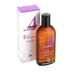 Sim Sensitive System 4 Therapeutic Climbazole Shampoo 3 - Терапевтический шампунь № 3 для профилактического применения для всех типов волос 215 мл