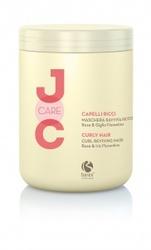 """Joc Care Curl Reviving Mask Rose & Iris Florentina Маска """"Идеальные кудри"""" с Флорентийской лилией 250мл"""