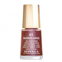 Mavala - Лак для ногтей тон 081 Buenos Aires, 5 мл