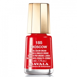 Mavala - Лак для ногтей тон 185 Москва/Moscow, 5 мл