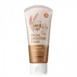 The Saem Cereal Facial Smoothie Foam - Пенка для умывания для лица, 150 мл