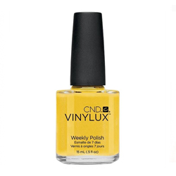 CND Vinylux №104 Bicycle Yellow - Лак для ногтей 15 мл