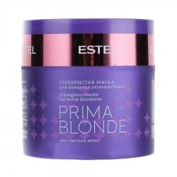 Estel Prima Blonde - Серебристая маска для холодных оттенков блонд, 300 мл