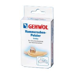 Gehwol Hammerzehen-Polster links - Подушечка под пальцы ног малая, левая №0 1 шт
