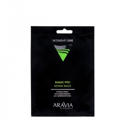 Aravia Professional Magic-pro repair mask - Экспресс-маска восстанавливающая для проблемной кожи, 1шт