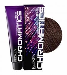 Redken Chromatics - Краска для волос без аммиака 5.32/5GI золотистый мерцающий 60мл