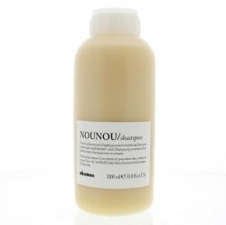 Davines Nounou Shampoo - Питательный шампунь для уплотнения волос, 1000 мл