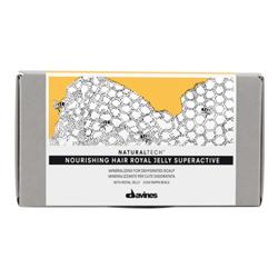 Davines New Natural Tech Nourishing Hair Royal Jelly Superactive - Питательный суперактивный комплекс «Королевское желе» 6*8 мл
