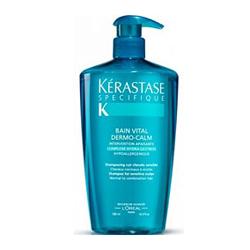 Kerastase Sensidote Dermo-Calm-Шампунь-Ванна для чувствительной кожи головы нормальных и смешанных волос 500 мл