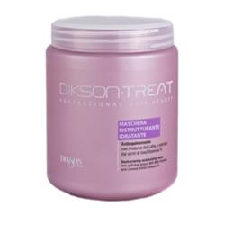 Dikson Restructuring Moisturizing Mask - Восстанавливающая увлажняющая маска для волос 1000 мл