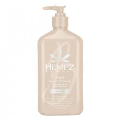 Hempz Koa & Sweet Almond Smoothing Herbal Body Moisturizer - Молочко для тела увлажняющее коа и сладкий миндаль 500 мл