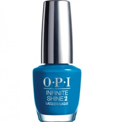 Opi Infinite Shine Wild Blue Yonder, - Лак для ногтей, 15мл