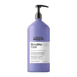 Loreal Professionnel Blondifier Cool Shampoo РЕНО - Шампунь для нейтрализации нежелательной желтизны волос, 1500 мл