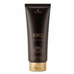 Schwarzkopf Professional Bonacure Oil Miracle - Шампунь для жёстких и толстых волос, 200 мл