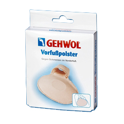 Gehwol Vorfuspolster - Подушечка под пальцы 2 шт