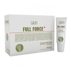 OLLIN FULL FORCE - Успокаивающая сыворотка для чувств кожи головы 10 шт х 15 мл