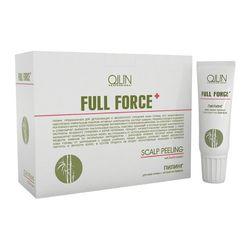 Ollin Full Force - Пилинг для кожи головы с экстрактом бамбука 10 шт х 15 мл