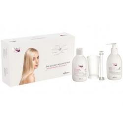 Kaaral Baco Silk Glaze - Восстанавливающий комплекс для реконструкции и восстановления волос 250 + 250 мл