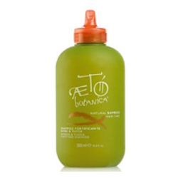 Barex Aeto Fortifying Shampoo Bamboo & Yucca - Шампунь укрепляющий с экстрактом бамбука и юкки 500 мл