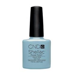 CND Shellac Гель-лак для ногтей №055 Azure Wish 7,3 мл