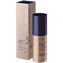 Estel Haute Couture Luxury Volute Oil - Драгоценное масло Роскошь вьющихся волос 50мл