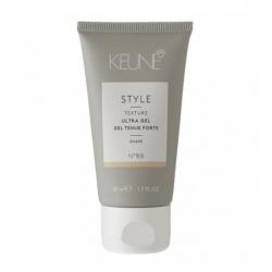 Keune Celebrate Style Ultra Gel No88 - Гель ультра для эффекта мокрых волос, 50 мл