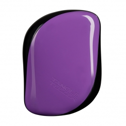 Tangle Teezer Compact Styler Black Violet - Расческа для волос