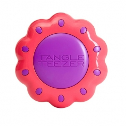 Tangle Teezer Compact Flower Purple Blossom - Расческа для волос