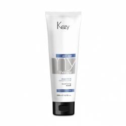 Kezy Bodifying mask - Маска для придания густоты истонченным волосам с гиалуроновой кислотой, 200 мл