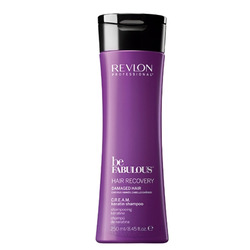 Revlon Be Fabulous Hair Recovery Keratin Conditioner - Кондиционер с кератином, 250 мл