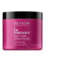 Revlon Be Fabulous Daily Care Normal Hair Thick Mask - Маска для нормальных и густых волос 200 мл