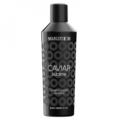 Selective Caviar Sublime Ultimate Luxury Shampoo - Шампунь для оживления ослабленных волос 250 мл