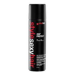 Sexy Hair Protect heat defense hot tool spray - Спрей для термозащиты средней фиксации 7-4/450°,150 мл
