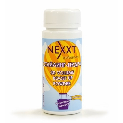 Nexxt Professional 3d Volume Boost Up Powder - Стайлинг-пудра для объема волос, 20 гр