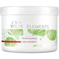 Wella Elements Обновляющая маска (без парабенов) 500мл