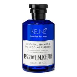 Keune 1922 Care Essential Shampoo - Универсальный шампунь для волос и тела, 250 мл