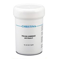 Christina Peeling Gommage with Vitamin Е - Пилинг гоммаж с вит Е 250 мл