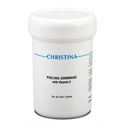Christina Peeling Gommage with Vitamin Е - Пилинг гоммаж с вит Е 250 мл
