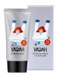 Yadah Oh My Sun Block - Крем легкий солнцезащитный, 20 мл