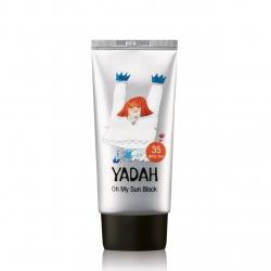 Yadah Oh My Sun Block - Крем легкий солнцезащитный, 50 мл