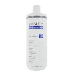 Bosley Воs Revive (step 1) Nourishing Shampoo Visibly Thinning Non Color-Treated Hair - Шампунь питательный для истонченных неокрашенных волос 1000 мл