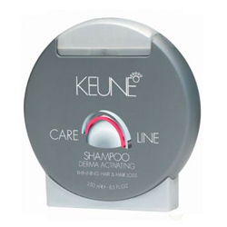 Keune Care Line Derma Aktivating Shampoo - Шампунь от выпадения волос 250 мл