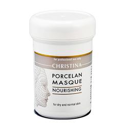 Christina Porcelan Nourishing Porcelan Mask - Питательная маска «Порцелан» для сухой и нормальной кожи 250 мл