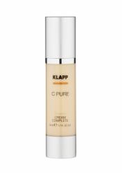 Klapp C Pure Cream Complete - Витаминный крем для сухой кожи, 50 мл