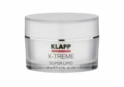 Klapp X-Treme Super Lipid - Крем супер-липид для сухой зрелой кожи, 50 мл