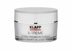 Klapp X-Treme Lifting Cream Day&Nigh - Крем-лифтинг День-Ночь для зрелой кожи, 50 мл