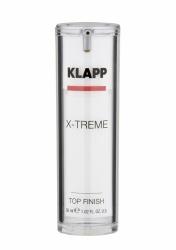 Klapp X-Treme Top Finish - Тонирующий крем для сухой кожи Топ финиш, 30 мл
