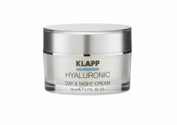 Klapp Hyaluronic Daу&Night Cream - Крем Гиалуроник, День-Ночь, 50
